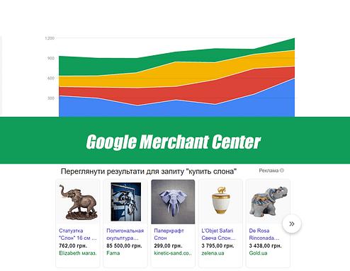 Запуск товарных кампаний на Google — Google Merchant Center
